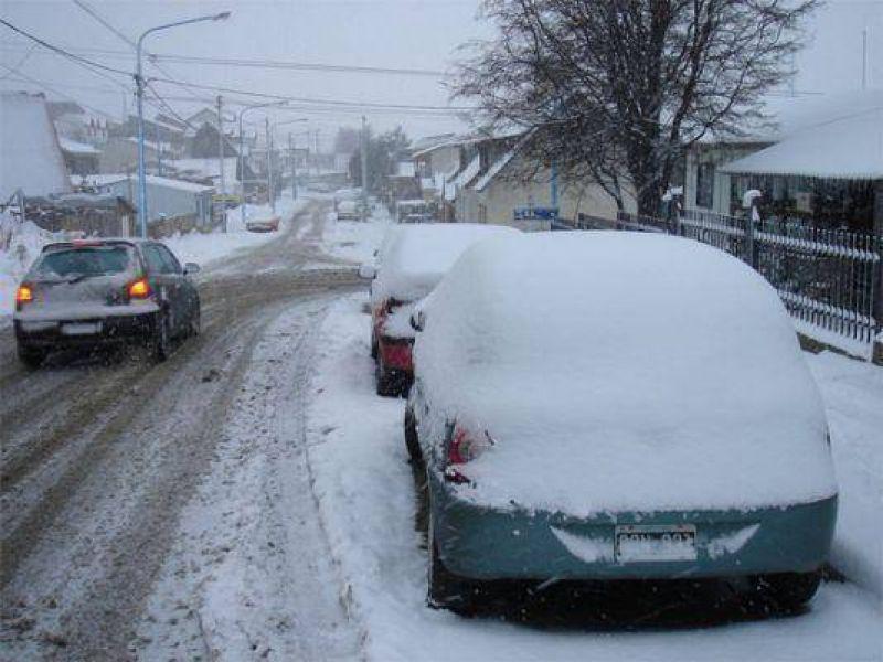 Continúa el asueto administrativo en Ushuaia y Tolhuin