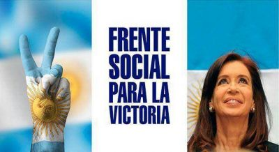Se lanza en Mar del Plata el Frente Social para la Victoria
