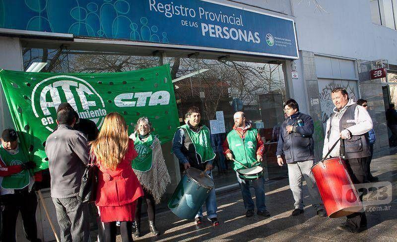 Paro de ATE afectará la atención en hospitales y escuelas de Mar del Plata