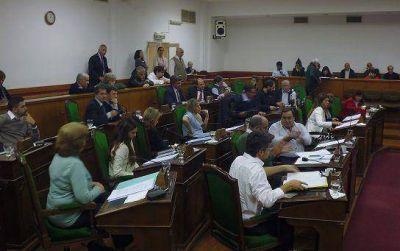 El HCD de Vicente López aprobó la rendición de cuentas del año 2014