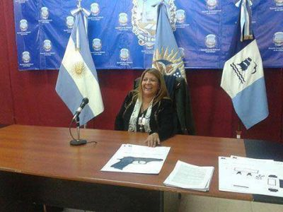 Ruth Vera asumir� en la Subsecretar�a de la Mujer