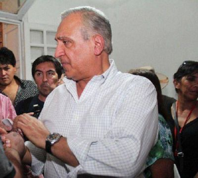 Voto electrónico : Rechazaron el recurso de inconstitucionalidad presentado por Juan Carlos Romero