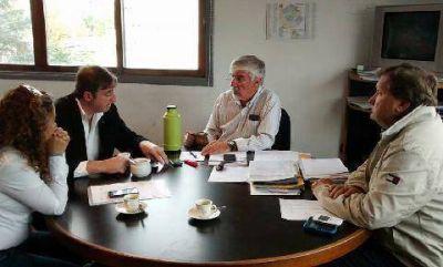 Reunión con autoridades educativas provinciales