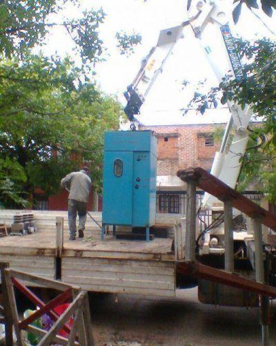 Capital: DPEC ejecutó tareas que benefician a los barrios Sur, San Martin y al hospital Juan Ramón Vidal
