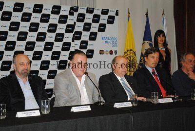 Se realizó la presentación de la competencia de Rally Cross a realizarse en Baradero.