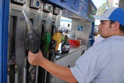 Rige en Santa Rosa el aumento en naftas