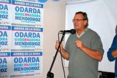 """""""Otro IDEVI es posible"""" declaró Abel Degliantoni, candidato a legislador del FP"""