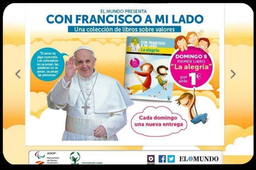 Promueven la ideología del género en el nombre del Santo Padre