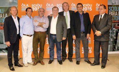 La Ola Naranja de San Luis presentó a sus precandidatos a Gobernador y Diputado Nacional
