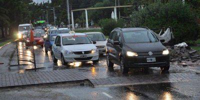 Rocha propone eliminar los reductores de velocidad de la zona del Puente Blanco