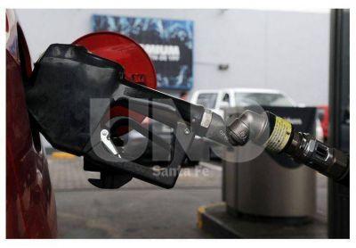 En Santa Fe ya se puede ver el aumento en los combustibles