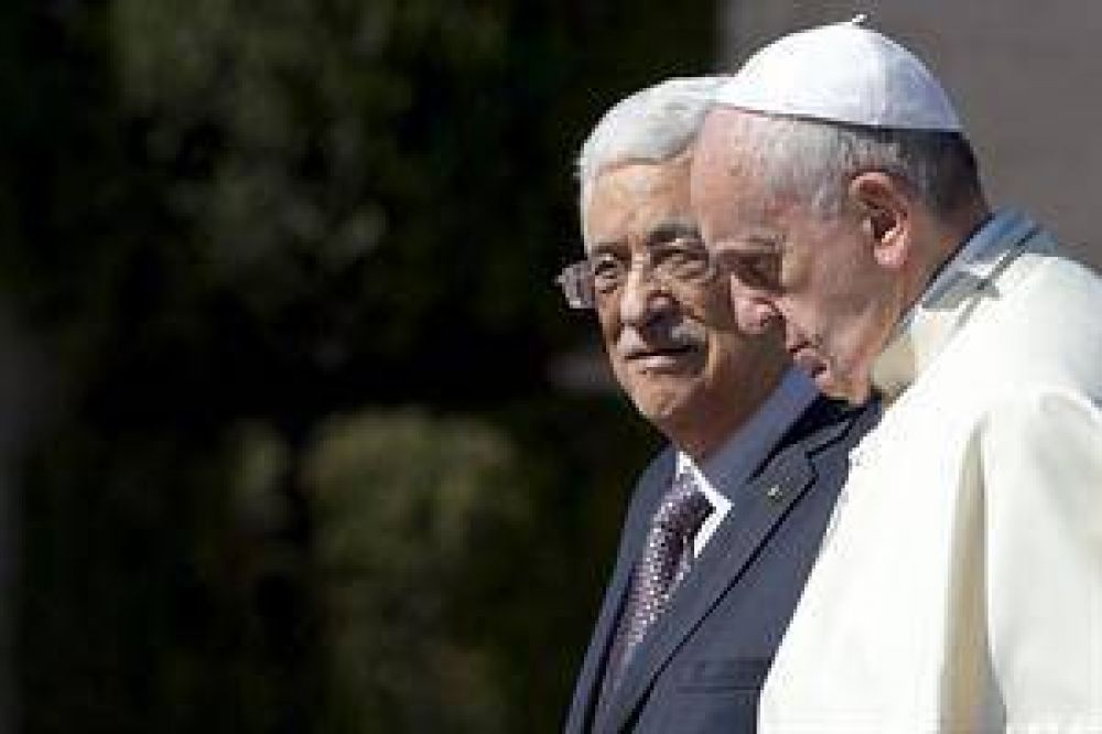 El Vaticano reconoce oficialmente al Estado de Palestina
