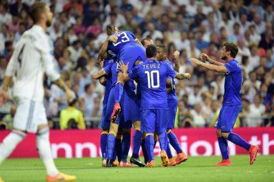 La Juventus de Tevez elimin� a Real Madrid y jugar� la final ante Barcelona