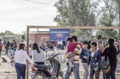 Gustavo Martínez instalará la oficina central de la Presidencia del Concejo municipal en La Rubita