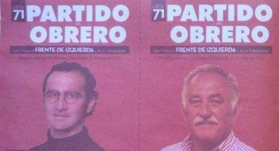 El PO con Aurelio Díaz quiere ser la voz de los trabajadores en la Legislatura