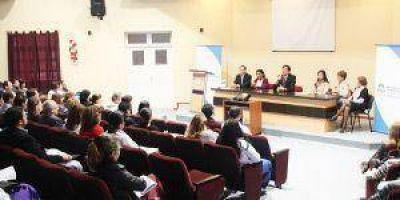 Décima encabezó reunión del Programa de Salud Escolar