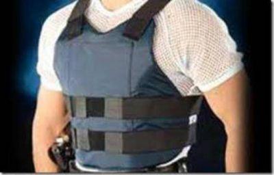 Misiones: Policías recibirán chalecos antibalas de fabricación nacional