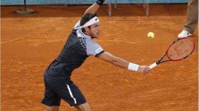 Masters 1000 de Roma: Leo Mayer cayó ante Isner en segunda ronda