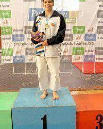 Tres medallas m�s para el judo y semifinales para el f�tbol