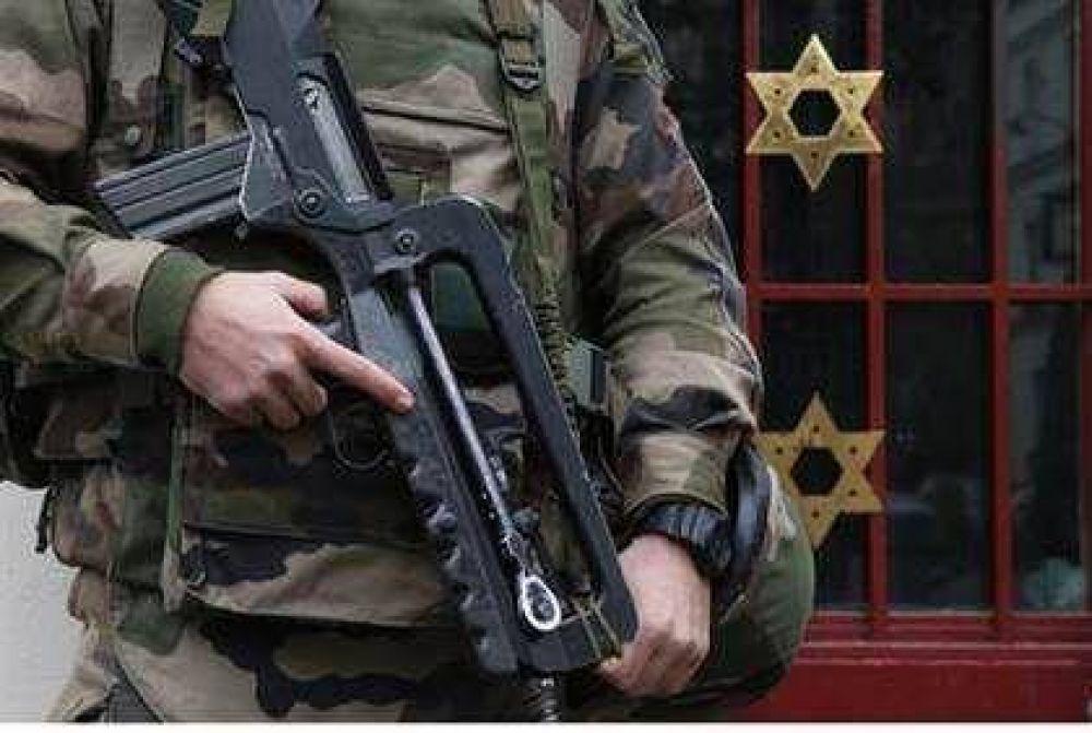 Para la ADL, el antisemitismo europeo alcanzó una