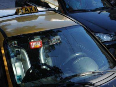 Toma fuerza el plan para instalar cámaras y micrófonos en los taxis
