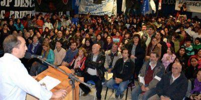 """JUAN RIPA LANZÓ SU PRECANDIDATURA A INTENDENTE: """"Vamos a trabajar para el desarrollo integral de nuestra ciudad"""""""
