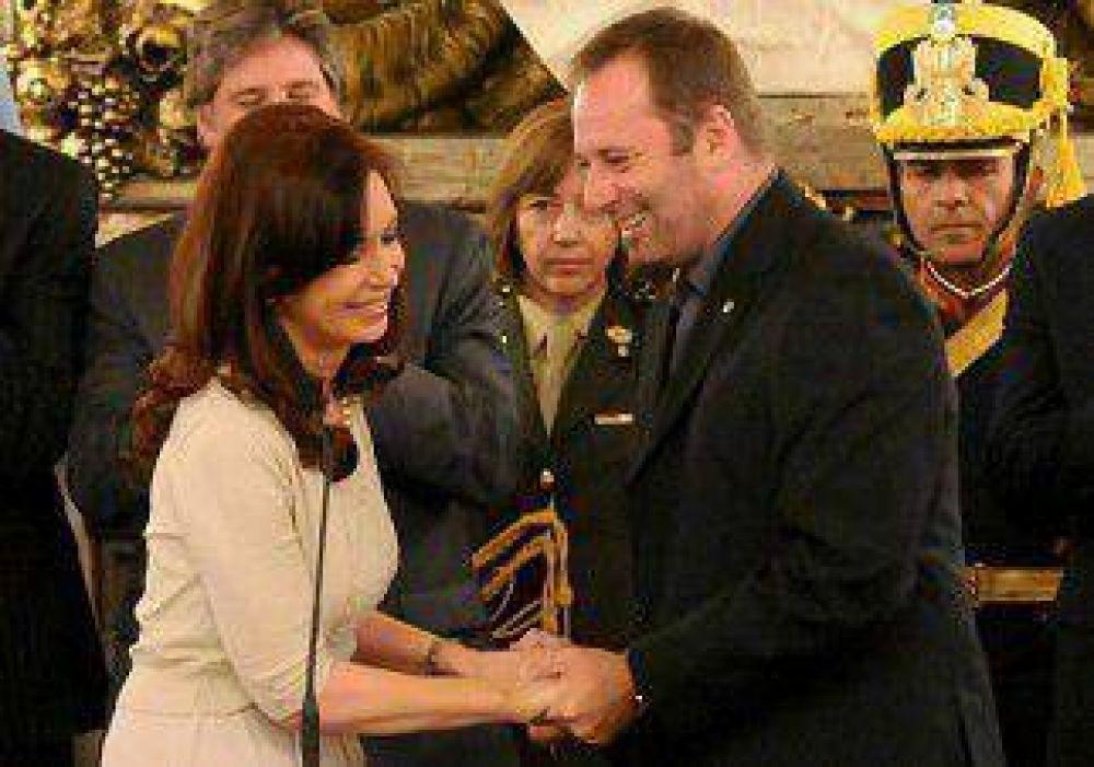 Renunció el padre Molina a su cargo de secretario de la Sedronar