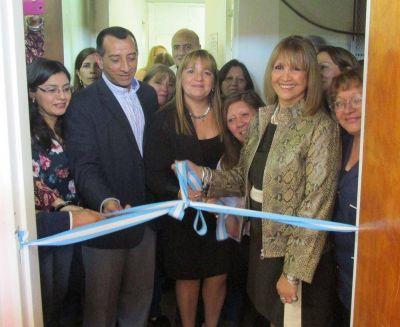 Inauguraron las refacciones de Atención Primaria de la Salud