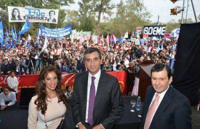 La Gobernadora y Randazzo inauguran remodelación y ampliación de escuela y jardín de infantes