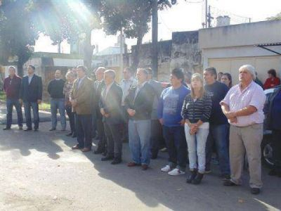 Pacini inauguró un nuevo Centro de Atención Primaria de la Salud