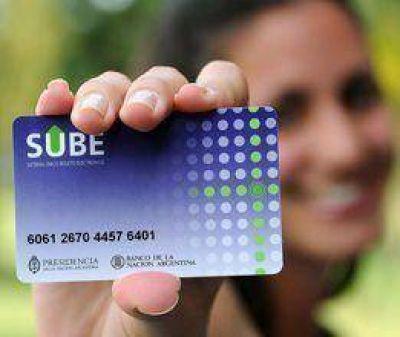 El Ejecutivo implementará la tarjeta SUBE