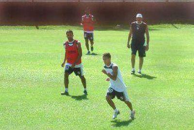 Quilmes hizo f�tbol pensando en Gimnasia, al que visitar� el pr�ximo viernes