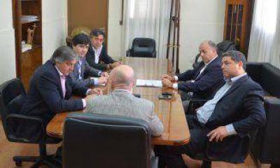 Funcionarios quilmeños abogaron por mejoras en Mitre hasta 1° Junta