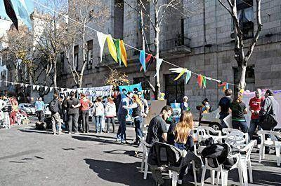 La Federación Universitaria Marplatense reclamó la inmediata implementación del boleto estudiantil