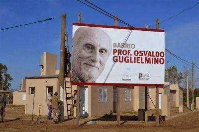 Se entregan las viviendas del barrio Profesor Osvaldo Guglielmino