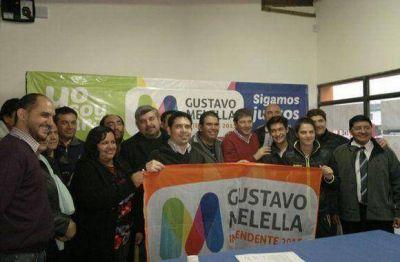 Melella recibió respaldo de sindicatos y agrupaciones políticas
