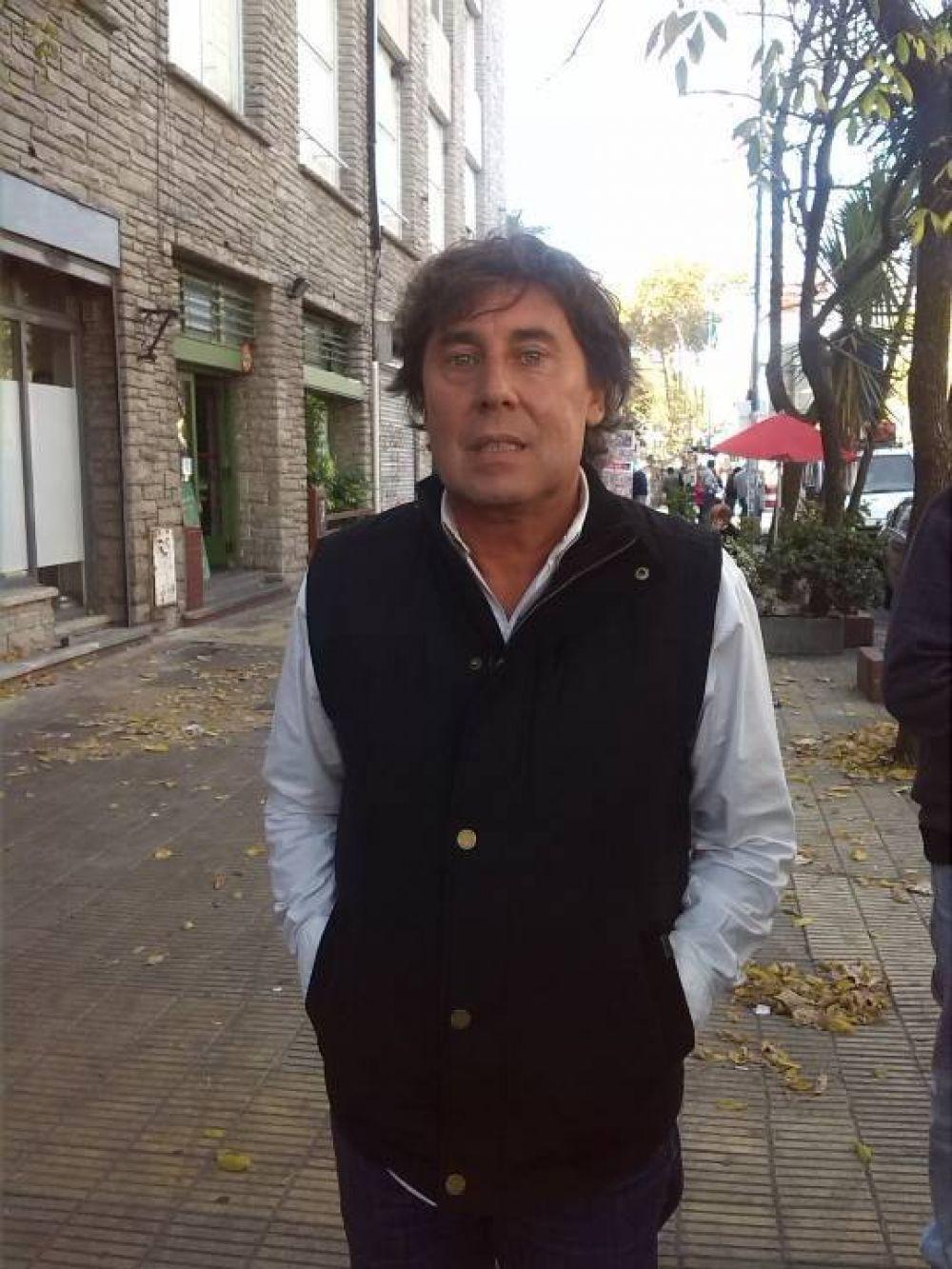 """Micheli en Mar del Plata: """"Va a haber paro sí o sí"""""""