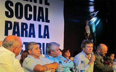 Se lanzó en Mar del Plata el Frente Social para la Victoria