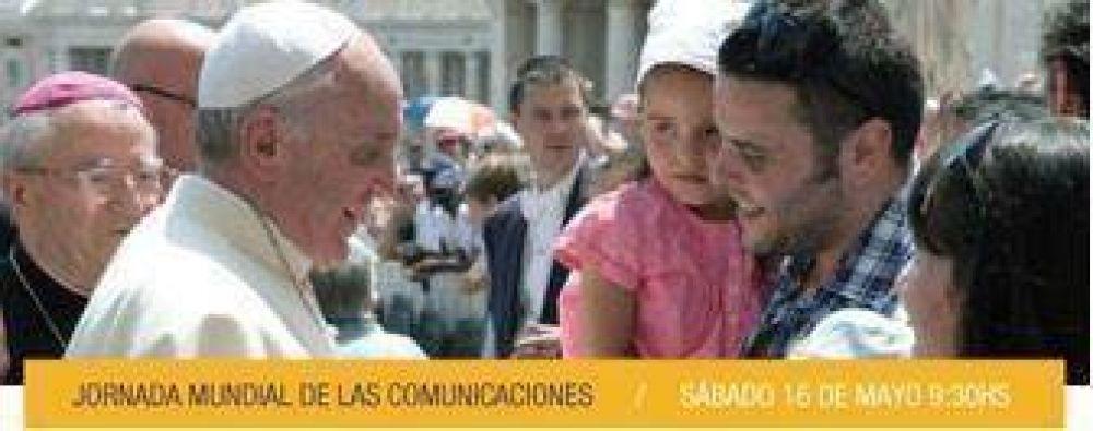 Crónica Blanca invita a la Jornada Mundial de las Comunicaciones