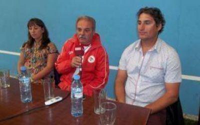 Estudiantes de La Plata probó jugadores infantiles en Rauch