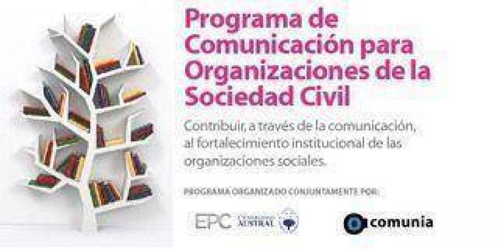 Nueva propuesta comunicacional para organizaciones sociales
