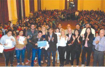 El Plan Progresar llegó a 600 jóvenes riojanos