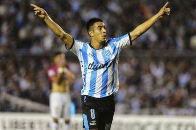 Racing sufrió en el final pero se clasificó a los cuartos de final de la Copa Libertadores