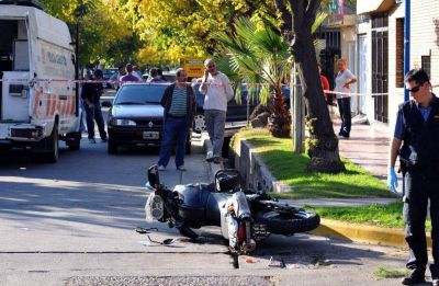 Un policía terminó muerto a raíz de una persecución