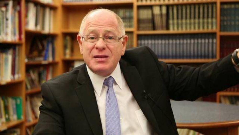 ''Generan que la masa diga 'otra vez los judíos'''