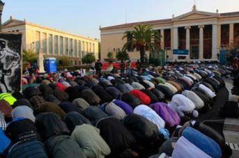 Parlamento griego autoriza construcción de mezquita en Atenas