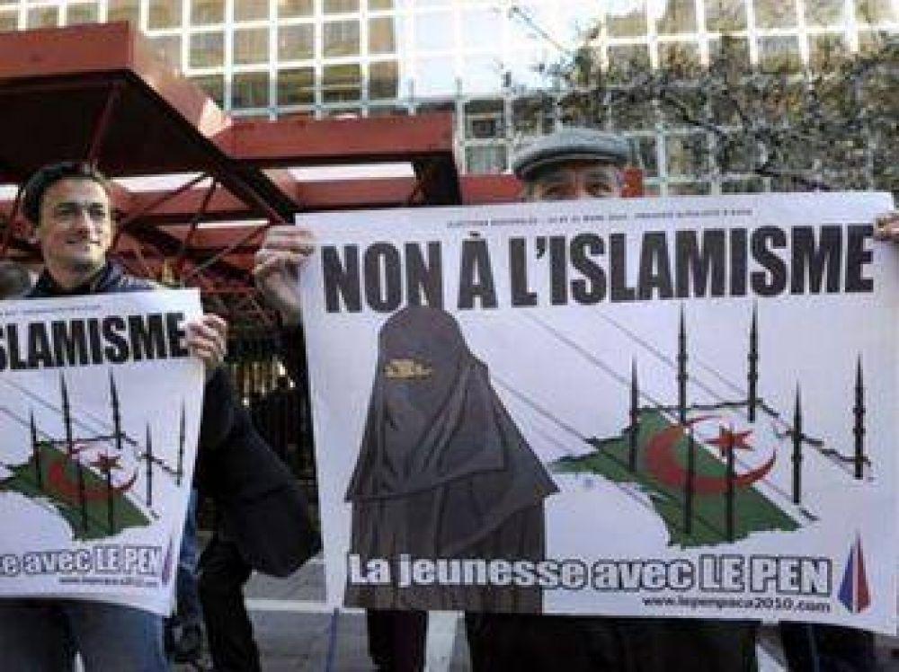"""""""Se Incrementa la Islamofobia en Europa"""""""
