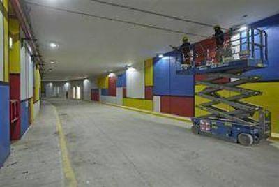 En junio se inauguran los túneles del Metrobus