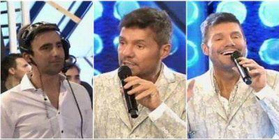 El comentario de Marcelo Tinelli en vivo por su relación con Guillermina Valdés