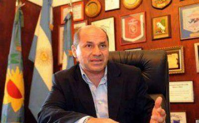 "Mario Secco le dijo a Giustozzi que el FPV ""lo va a contener"""